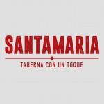 Logo Taberna Santamaria Rojo